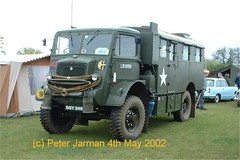 SSY 349 (PeterJarman2001) Tags: truck radio army bedford 4x4 lorry wireless cavalcade 349 rushden ssy qlr l5110519