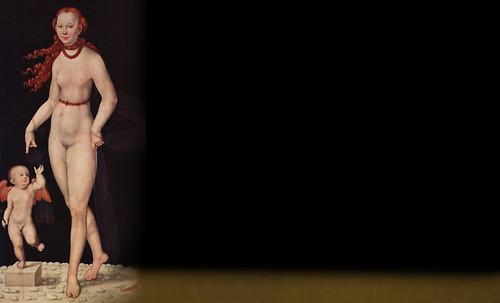 """Venus y Cupido, versiones de los Cranach, el Viejo (1529) maestro fundador de la escuela flamenca, interpretaciones y paráfrasis de Pablo Picasso (1957). • <a style=""""font-size:0.8em;"""" href=""""http://www.flickr.com/photos/30735181@N00/8747890234/"""" target=""""_blank"""">View on Flickr</a>"""