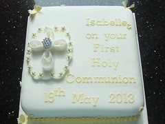 Holy Communion Cake (Victorious_Sponge) Tags: cake holy communion