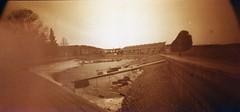 Pinholeday 2013 15 (pbjorno) Tags: 120 film analog holga lomo panoramic pinhole c41 redscale diyc41 holga120wpc