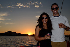 JimAli Sunset (ByTheMoose) Tags: family vacation plane mexico engagement loscabos