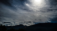 Cloudy (vinzrox) Tags: morning mountains cold silhouette dark cloudy bliss