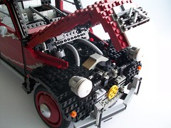 New Citroen 2CV Charleston (TechnicNick) Tags: lego citroen charleston technic 2cv