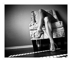 you only see what i chose to show you (Katie_Warren) Tags: show woman see pieces legs you together judge strong putting rebuild chose