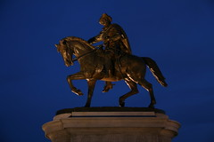 General Sam Houston... (reed photo) Tags: hermannpark houstonphotowalks
