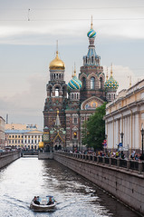 Iglesia del Salvador (Xisco Bibiloni) Tags: viaje nikon nikkor hdr crucero 2470mm sanpetersburgo d90 baltico capitalesbalticas