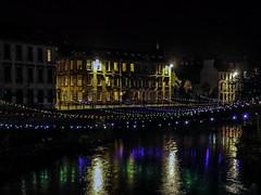 its beginning to look alot like christmas (MC Snapper78) Tags: street reflection night reflections lights reflecting scotland sony paisley rivercart renfrewshire marilynconnor