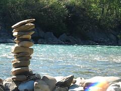 DSCF3543 (Bakadd) Tags: nature vacances soleil riviere pau gave pyrennes