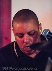 The Old Firm Casuals, 100 Club, London (IFM Photographic) Tags: img0675a canon 600d sigma70200mmf28exdgoshsm sigma70200mm sigma 70200mm f28 ex dg os hsm gig concert show livemusic london westminster cityofwestminster city 100club 100oxfordstreet oxfordstreet punk streetpunk oi punkrock humanpunk theoldfirmcasuals larsfrederiksen rancid