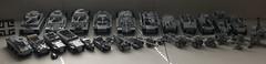 Wehrmacht Vehicles and Equipment (-PanzerGrenadier1-) Tags: lego ww2 tanks afv artillery spaa spg balkenkreuz tiger panther panzer jagdpanther stug jagdpanzer rso raupenschlepper ost marder flakpanzer wespe coelian puma sdkfz kettenkrad kubelwagen pak raketenwerfer sfh sfk nebelwerfer flak kommandogeraet