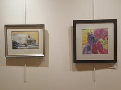 Gloria Stumm (chplnj) Tags: art gallery artgallery