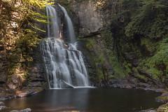 206/366 - Bushkill Falls (Ravi_Shah) Tags: potd poconos cy365 bushkillfalls 2016 waterfall 70d canon