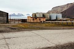 Abandoned Industry (danielfoster437) Tags: abandoned arctic chemicalstorage chemicaltanks cleanup industrialtanks pollution pyramiden pyramidenspitsbergen spitsbergen svalbard toxicwaste