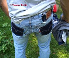 jeansbutt10667 (Tommy Berlin) Tags: men jeans butt ass ars levis