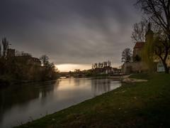 Lauffen am Neckar (olipennell) Tags: badenwrttemberg flus gebude kirche lauffen neckar lauffenamneckar deutschland de