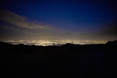 La Pianura Pordenonese Vista da Castaldia (Aviano) (Claudio IT) Tags: pordenone aviano castaldia notte notturna notturno night landscape panorama sky cielo stelle stellato esterno stars profilo sony sony1018mm sel1018 sel1018f4 wideangle grandangolo sonya7m2