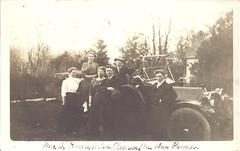 RPPC With Touring Car - 1912 (ilgunmkr - Thanks for 4,000,000+ Views) Tags: rppc realphotopostcard 1912 antiqueautomobile touringcar brasseracar nebraska beatricenebraska danpenner helenclaasson