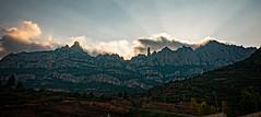 Montserrat Mountain in Catalonia, Spain (CamelKW) Tags: montserrat mountain catalonia spain barcelona