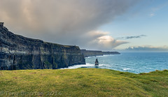 The Cliffs Of Moher... (Tony Brierton) Tags: 6416 cliffsofmoher coclare