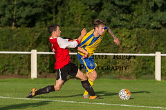 Knutsford FC vs Altrincham FC Reserves - August 2016-144 (MichaelRipleyPhotography) Tags: altrincham altrinchamfc altrinchamfcreserves altrinchamfootballclub alty ball coyr cheshirefootballleague cheshirefootballleaguepremie community fans football footy friendly header kick knutsfordfc nonleague pass pitch preseason referee robins semiprofessional shot soccer stadium supporters tackle team cheshirefootballleaguepremierdivision