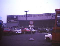 Found Photo - Milan Airport (Mark 2400) Tags: found photo may 1973 air france airport milan
