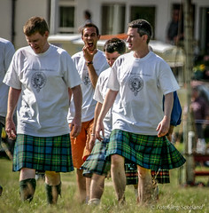 Clan Maclaren Tug O' War Team