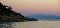 Sunset in San Juan Islands (erickPDX) Tags: sanjuanislands orcasisland demorcas washington pnw