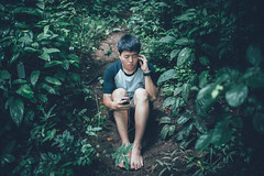 IMG_6455-4 (natthaponchaikor) Tags: loneliness myphoto cnx insecurity hopeless grief emotion photography lifestyle concerned blue agony alienation alarm acceptance hope alone me homework workshop style ilfe hia mae selfportrait portrait boy forest nature time photo photographer photoart fineartcmu cmu photographic art summer free freestyle color chiangmai thailand faculty agroindustry outdoor peaceful sentimentality sorrow song muisc private world only emptiness