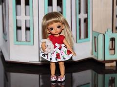 Eve (choco_alena) Tags: watermelon toy girl baby latiwhite latiwhitesp latidoll doll bjd
