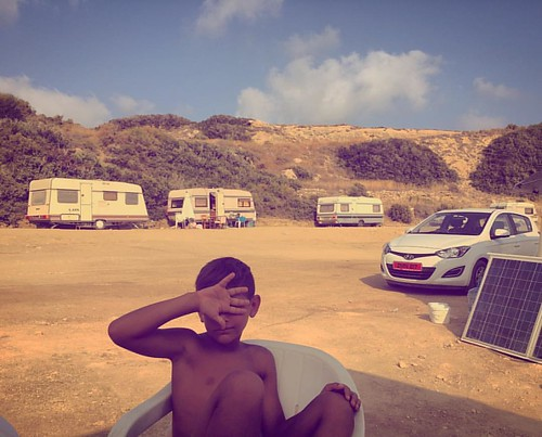 #nofoto #cyprus #caravan #oldies #friends