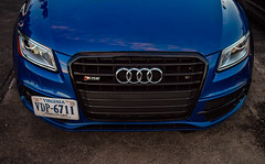 SQ5 (_HDMEDIA_) Tags: audi sq5 german suv euro supercharged v6 blue photography low stance