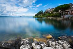Bolsena lake - View from Capodimonte (Giuseppe Cammino) Tags: 2016 5d 5dmarkiii bolsena canon canoneos5d canoneos5dmarkiii capodimonte ef1740mmf4lusm eos giuseppecammino ef lake lazio italy it