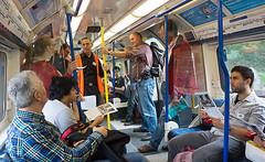 On the Piccadilly Line (McTumshie) Tags: openhouselondon 20160918 london londonunderground londonist piccadillyline tfl transportforlondon railway railwaystation station thetube theunderground england unitedkingdom