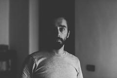 Autoscatto (Marziolino) Tags: selfportrait bw me marzio