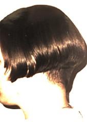 image (Shavednapes) Tags: shavednapes shavednape buzzednape nape shaved clippered angled bob inverted aline