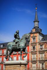 Felipe III (Pablo Rodriguez M) Tags: madrid espaa plazamayor