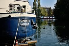 A quai (patoche21) Tags: france port landscape harbor boat nikon dijon 21 harbour burgundy bateau pniche bourgogne barge d300 18200mm ctedor paysageurbain canaldebourgogne capturenx2 patrickbouchenard