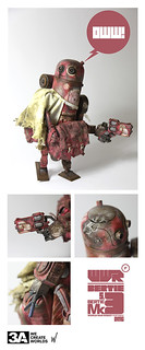 threeA - WWRp Damaged PINKY MK3.5