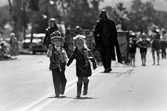 1985 CVD Kids Parade (ConejoThruTheLens) Tags: kids parades conejovalleydays conejothroughthelens