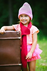 Sydney Treasures Photography (Sydney Treasures Photography) Tags: park old red portrait baby green yellow kids children photography babies photographer dress photos models photographers location professional colourful toddlers suitcase ballons baloons suitcases