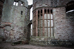 "Raglan Castle • <a style=""font-size:0.8em;"" href=""http://www.flickr.com/photos/32236014@N07/8653971626/"" target=""_blank"">View on Flickr</a>"