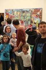 photoset: Art Austria Kunstmesse (Leopold Museum, 11.4.-14.4.2013)