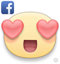 Stamp Facebook Chat Heads