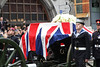 Baroness Thatchers Funeral (HelsBelsPhotography) Tags: london military funeral stpaulscathedral conservativeparty margaretthatcher brassband primeminister tories royalnavy householdcavalry ludgatehill baronessthatcher theironlady royalartillary guncarriage margaretthatcherfuneral