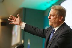 Former US President Al Gore