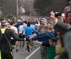 MY Marathon Experience (Tiny Leaf Designs Photography, LLC) Tags: boston race marathon bombs hopkinton 2013