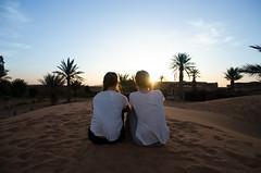 Morocco (Kaat dg) Tags: trees portrait sun palm morocco goldenhour nikond5100