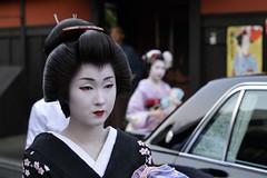Geiko Ichiriki Kyoto (colodio) Tags: woman japan japanese maiko geisha japon chaya japonais chisako kyoka colodio kyouka kyotographie dsc0987130418giongeishaichirikiv