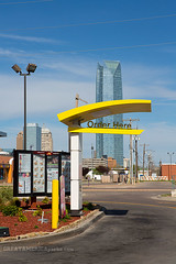 order here (ezeiza) Tags: city food building oklahoma sign skyline skyscraper menu restaurant drive energy downtown board fastfood fast center mcdonalds devon drivethru through ok oklahomacity drivethrough thru menuboard devonenergy devonenergycenter