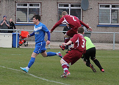 IMG_5337 (gurnnurn.com pictures) Tags: county cup keith highland april wee fc league nairn ncfc maroons 2013
